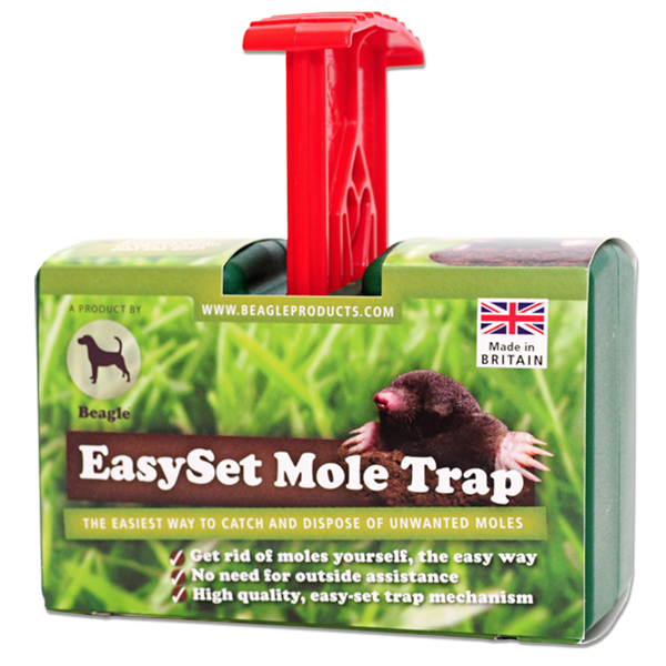 easyset mole trap the world s best mole trap. Black Bedroom Furniture Sets. Home Design Ideas